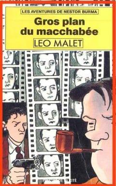 Léo Malet - Gros plan du macchabée