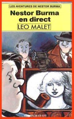 Léo Malet - Nestor Burma en direct