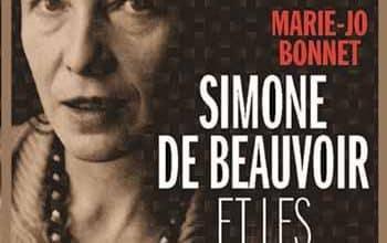 Photo de Marie-Jo Bonnet – Simone de Beauvoir et les femmes