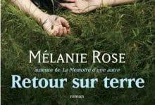 Photo de Mélanie Rose – Retour sur terre