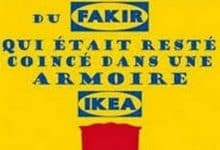 Photo de Romain Puertolas – L'extraordinaire voyage du fakir qui était resté coincé dans une armoire Ikea