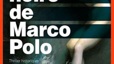 Aline Apostolska - L'île noire de Marco Polo