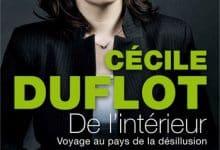 Photo de Cécile Duflot – De l'intérieur