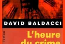 Photo de David Baldacci – L'heure du crime