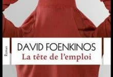 Photo de David Foenkinos – La Tête de l'emploi