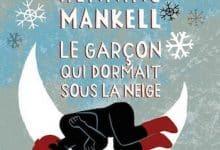 Photo de Henning Mankell – Le Garçon Qui Dormait Sous La Neige