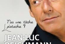 Photo de Jean-luc Reichmann – T'as une tache, pistache