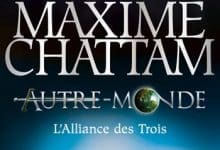 Photo de Maxime Chattam – Autre-Monde – 6 Tomes