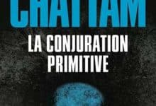 Photo de Maxime Chattam – La Conjuration primitive