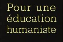 Photo de Noam Chomsky – Pour une éducation humaniste