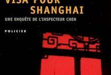 Photo de Qiu Xiaolong – Visa Pour Shanghai