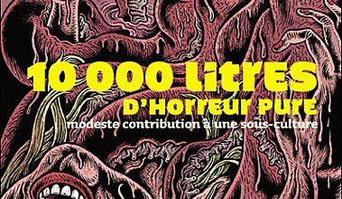 Photo of Thomas Gunzig – 10 000 litres d'horreur pure