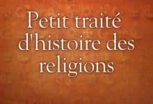 Photo de Frédéric Lenoir – Petit traité d'histoire des religions