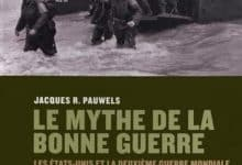Photo de Jacques Pauwels – Le mythe de la bonne guerre