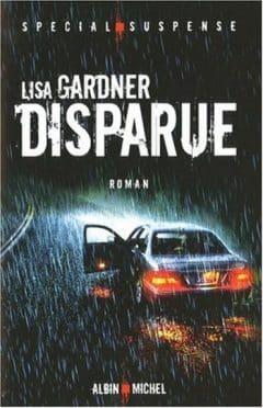 Lisa Gardner - Disparue