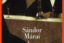 Photo de Sándor Márai – Les braises