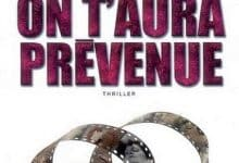 Photo de James Patterson – On t'aura prévenue