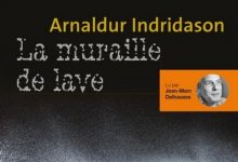 Photo de Arnaldur Indridason – La muraille de lave