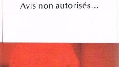 Francoise Hardy - Avis non autorisés