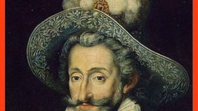 Photo de Jean-Pierre Babelon – Henri IV