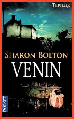 Sharon Bolton - Venin