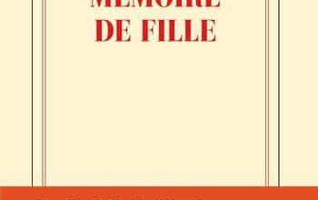 Photo of Annie Ernaux – Memoire de fille