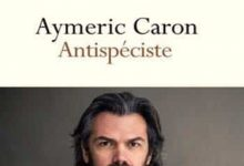 Photo de Aymeric Caron – Antispéciste