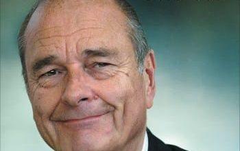 Photo de Franz-Olivier Giesbert – Chirac, une vie