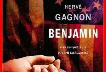 Photo de Hervé Gagnon – Benjamin