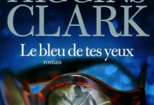 Photo de Mary Higgins Clark – Le bleu de tes yeux