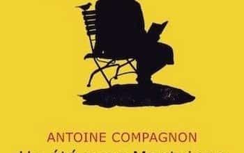 Photo de Antoine Compagnon – Un été avec Montaigne