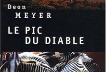 Photo de Deon Meyer – Le pic du diable