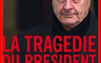 Photo de Franz-Olivier Giesbert – La tragédie du Président