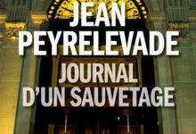 Photo de Jean Peyrelevade – Journal d'un sauvetage