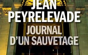 Photo of Jean Peyrelevade – Journal d'un sauvetage