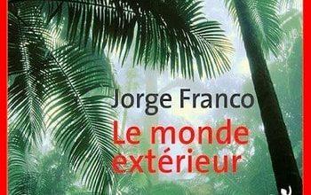 Jorge Franco - Le monde extérieur