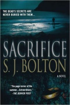 Sharon Bolton - Sacrifice