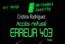 Cristina Rodriguez - Erreur 403 Accès refusé