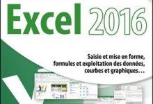 Photo de Travaux pratiques avec Excel 2016