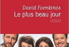 Photo de David Foenkinos – Le plus beau jour