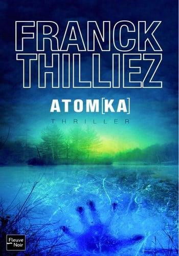 Franck Thilliez - Atomka Epub