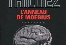 Photo de Franck Thilliez – L'Anneau de Moebius
