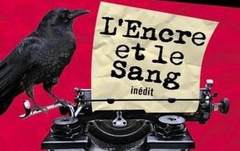 Franck Thilliez - L'Encre et le Sang