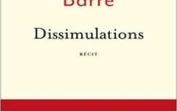 Jean-Luc Barre - Dissimulations