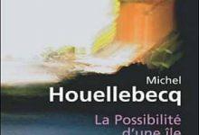 Photo de Michel Houellebecq – La Possibilité d'une île
