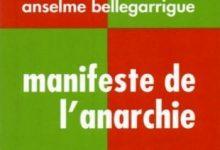 Photo de Manifeste de l'Anarchie