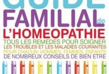 Photo de Guide familial de l'homéopathie