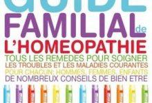 Photo de Guide familial de l'homéopathie