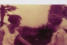 Photo de Simone de Beauvoir – Mémoires d'une jeune fille rangée
