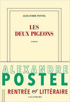 Alexandre Postel - Les deux pigeons